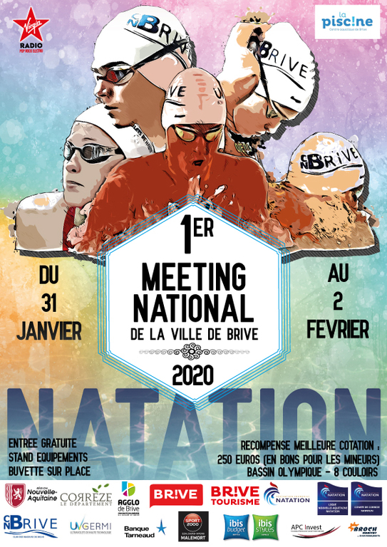 1er Meeting National de la ville de Brive